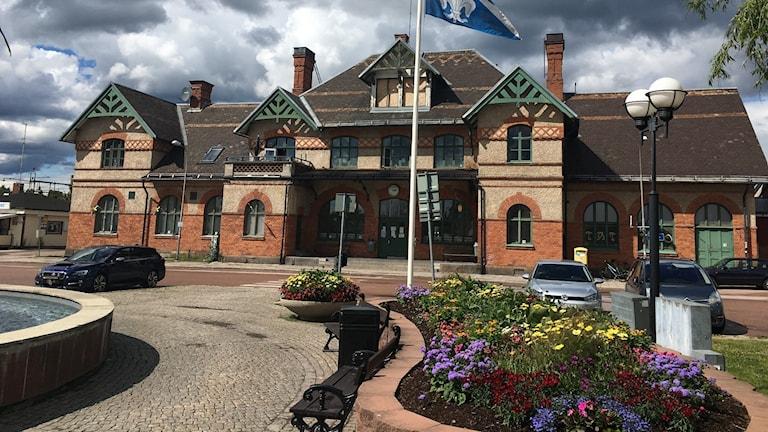 Stationshus fagersta