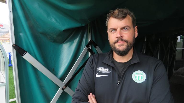 Thomas Gabrielsson tränare VSK Fotboll
