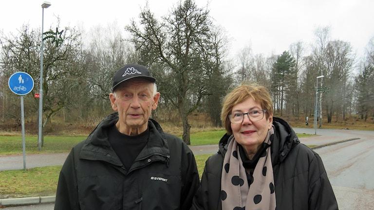 Ulf och Sigbritt Andersson från Hallstahammar.