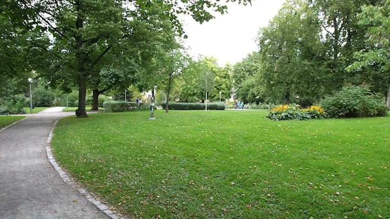 Rudbecksparken i Västerås