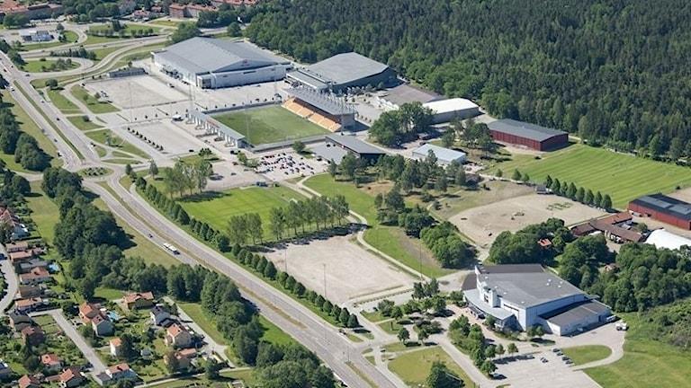 NCC bygger Västerås nya arena för innebandy på Rocklunda.