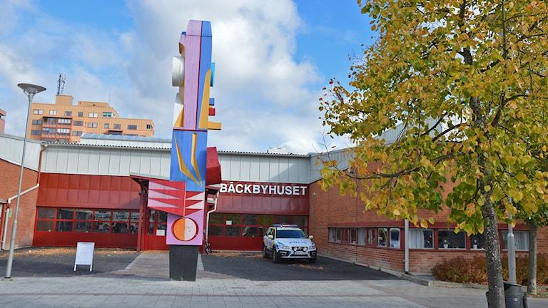 Bäckbyhuset, Västerås