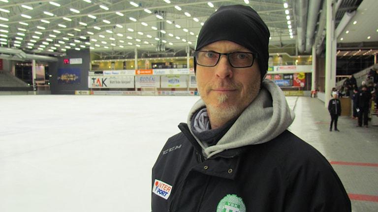 Johan Hedfors tränare VSK Bandy Dam