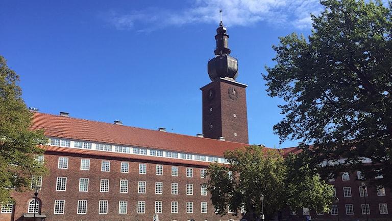 ABB:s huvudkontor i Västerås.