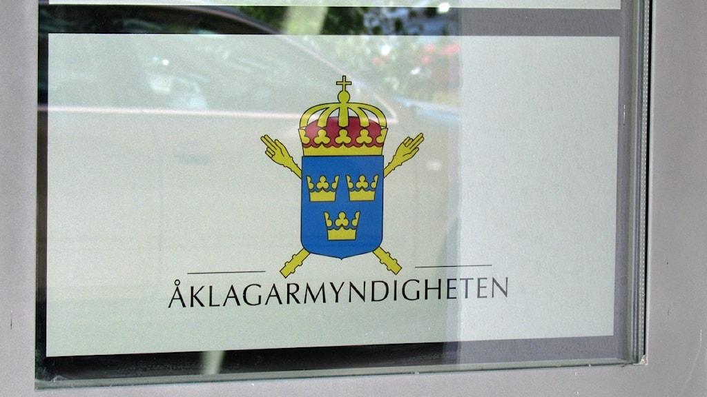 Åklagarmyndigheten i Västerås.