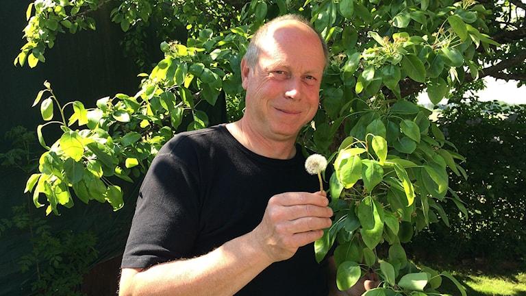 Trädgårdsmästare Per Bürger.