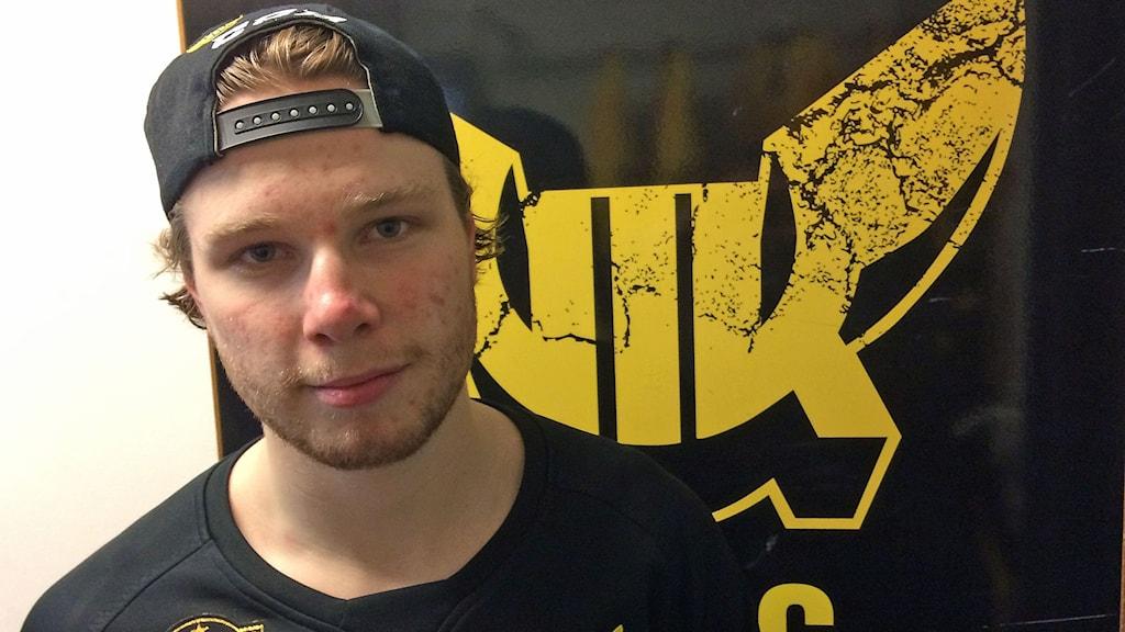 Lukas Zetterberg VIK Hockey