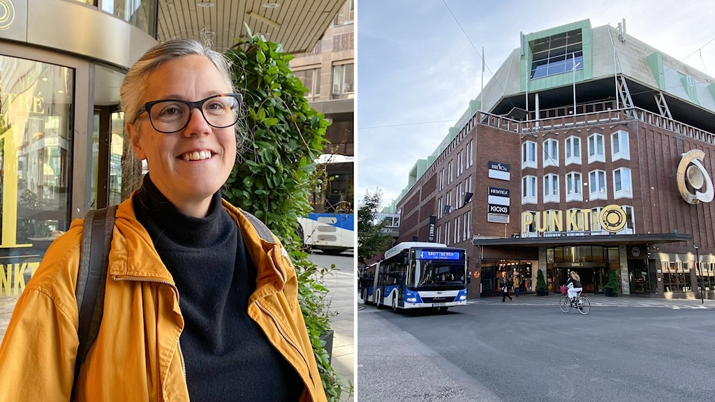 Anna Jägvald är planarkitekt och samhällsplanerare
