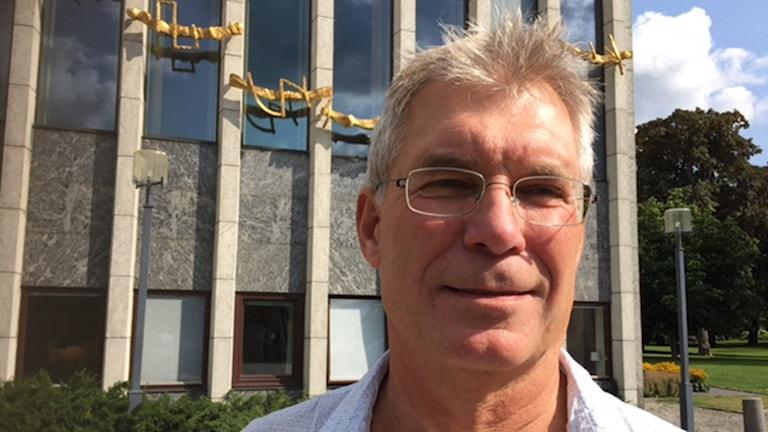 Peter Johansson, utvecklingsledare för grundskolan på barn- och utbildningsförvaltningen i Västerås.
