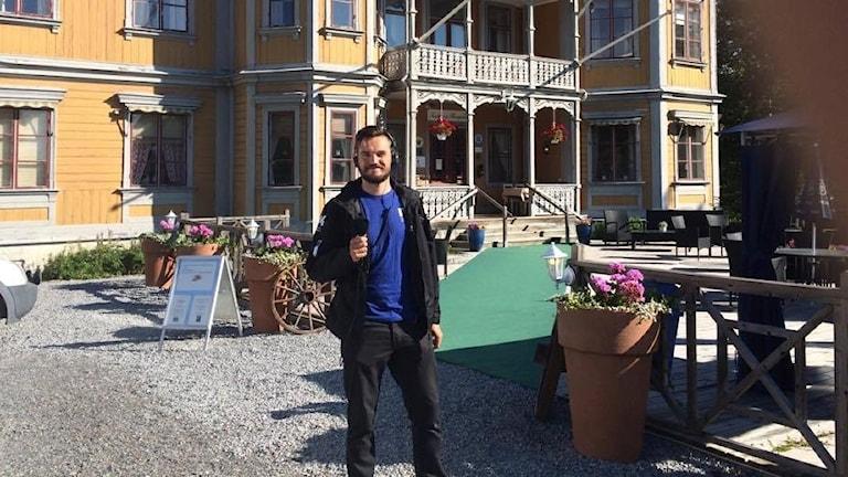Niklas stafettmanland kohlswa herrgård
