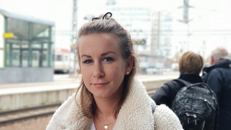 Alexandra Eriksson Antfolk, västmmanländsk väljare