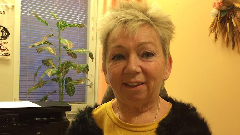Tina Sundman, DHR