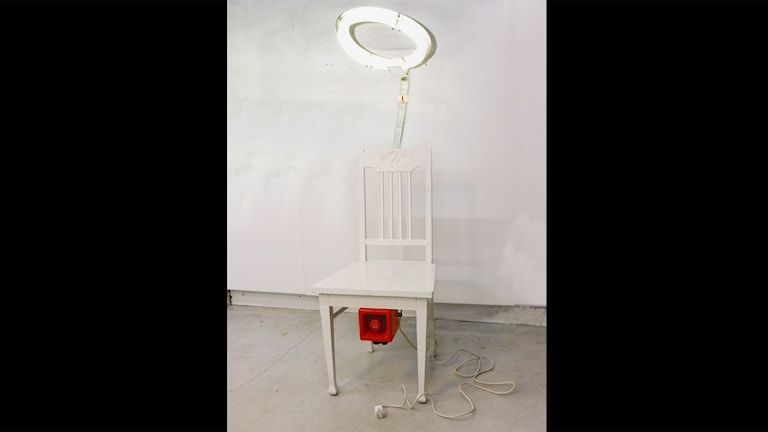 Mikael Richters Världens barn-stol