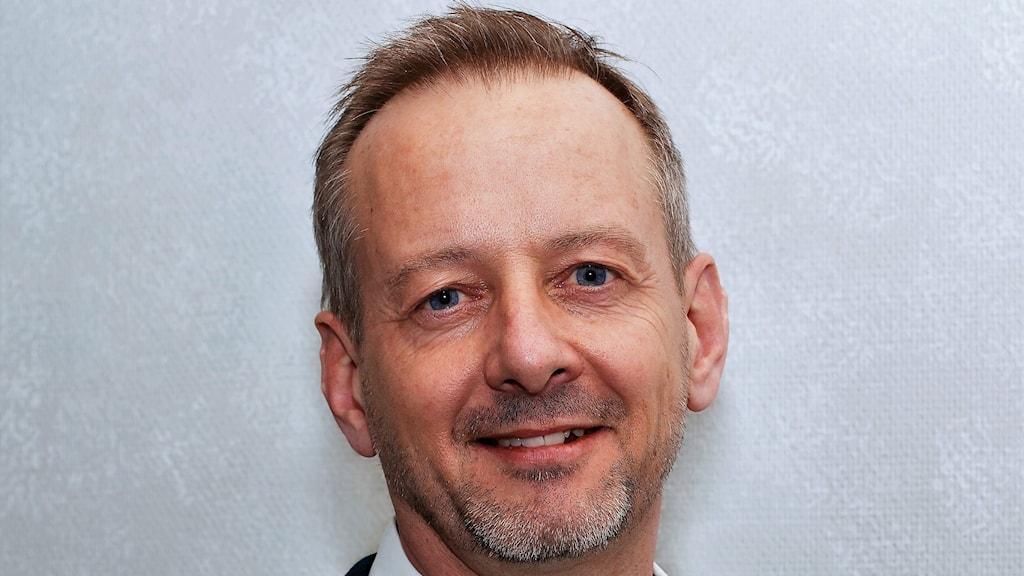 Mattias Andersson, näringspolitisk samordnare på Småföretagarnas riksförbund.