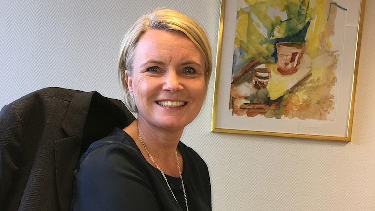 Monia Ström privatchef Swedbank Västerås