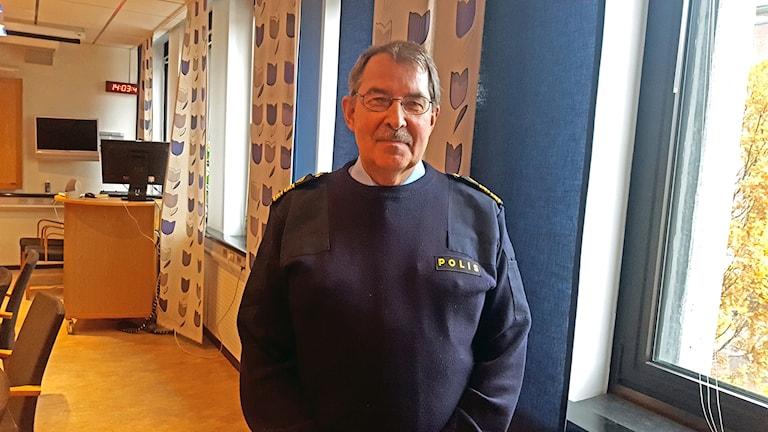 Mats Kirestam, tf polisområdeschef Västmanland