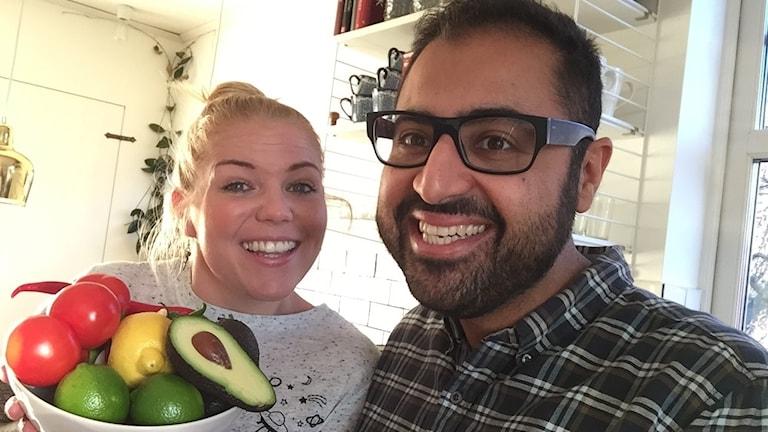 Jonna och Amir