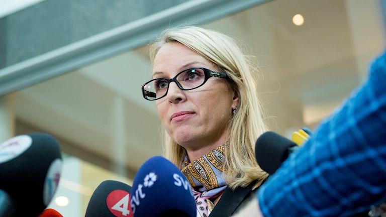 Kammaråklagare Jessica Wenna i Västerås.
