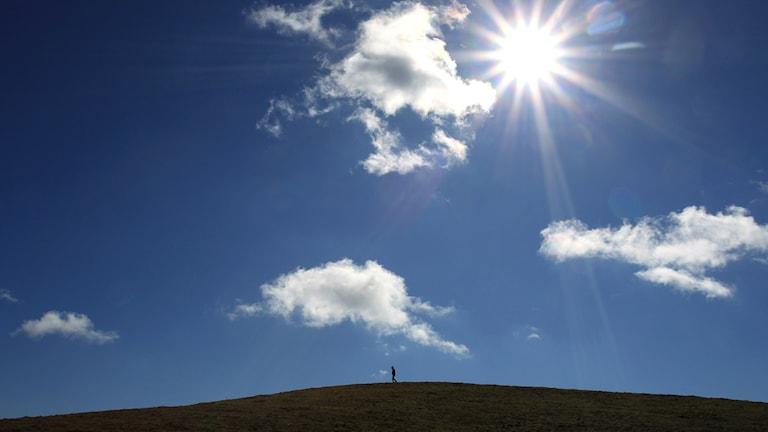 Solsken en vacker dag.
