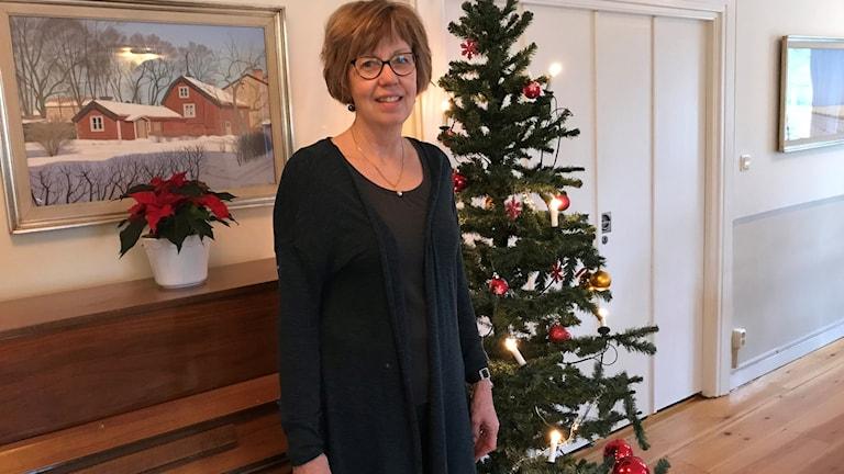 Annica Hildingsson är församlingspedagog i Svenska Kyrkan i Västerås.