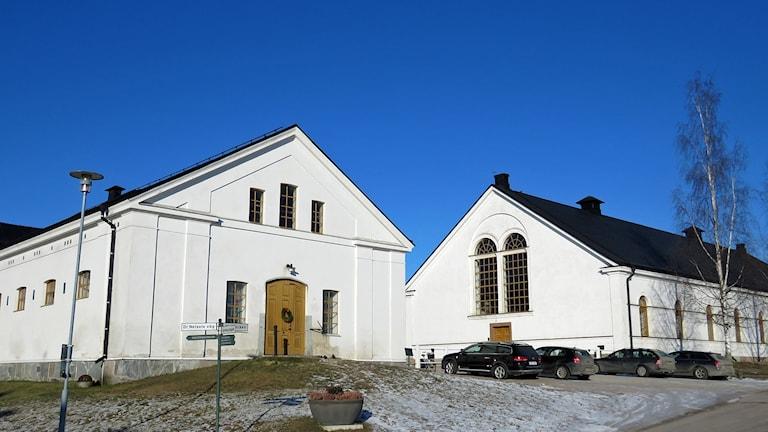 Ridskoleområdet i Strömsholm .