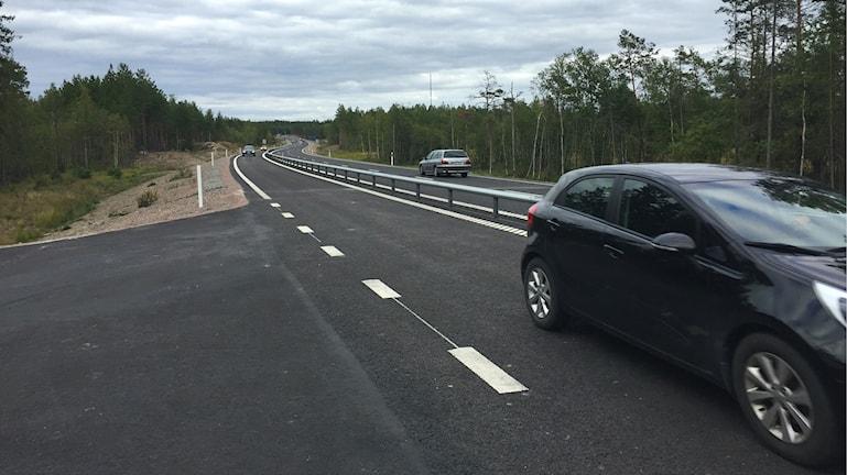 Nya väg 252 mellan Hallstahammar och Surahammar