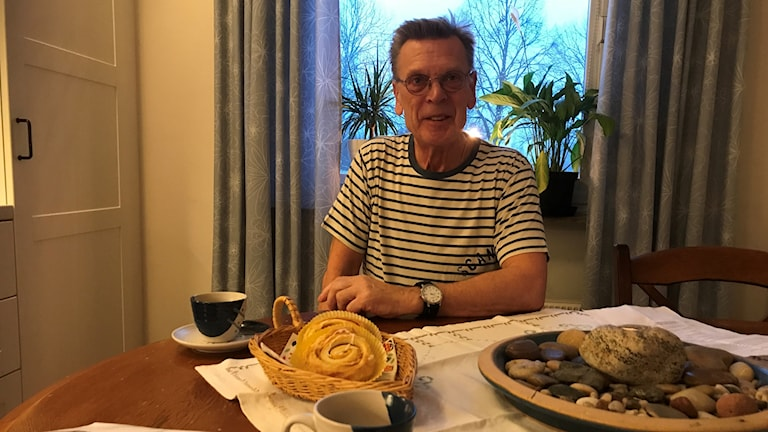Lasse Lindell i Hallstahammar.