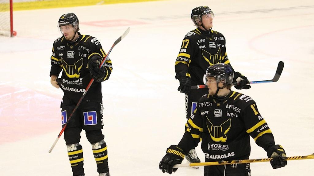 VIK Hockey besvikna miner