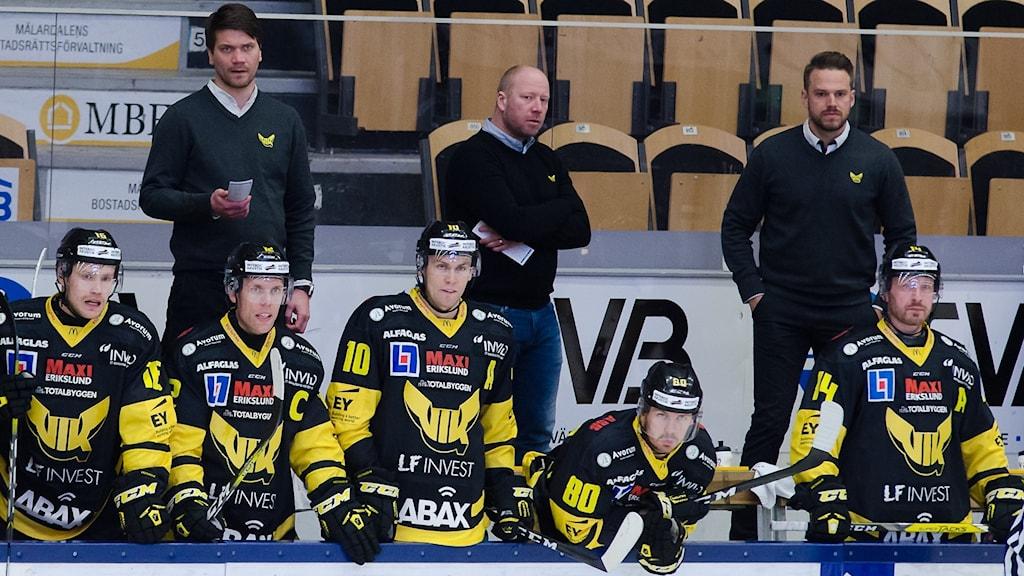 VIK Hockeys bås