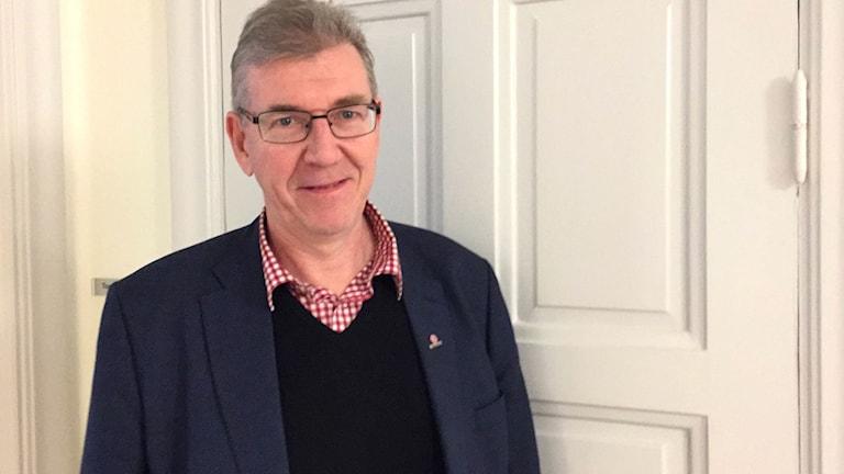 Tommy Levinsson, landstingsråd (S) i Västmanland, är jätteglad över att projektet har gått framåt.