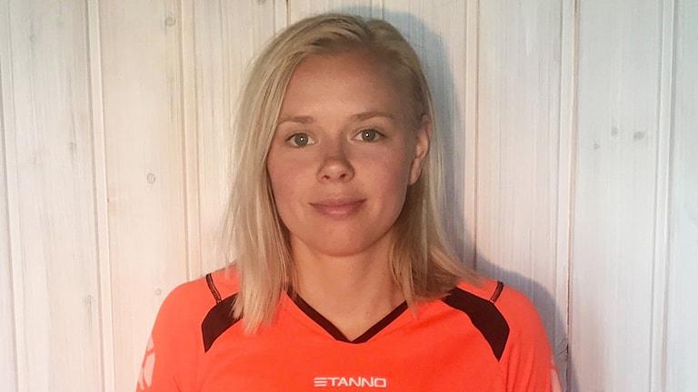 Anna Wiman som är klar för Västerås Rönnby IBK.