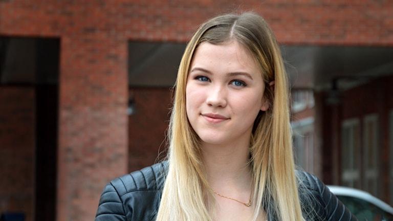 Vendela Cojocaru, sångerska från Gisslarbo norr om Köping.