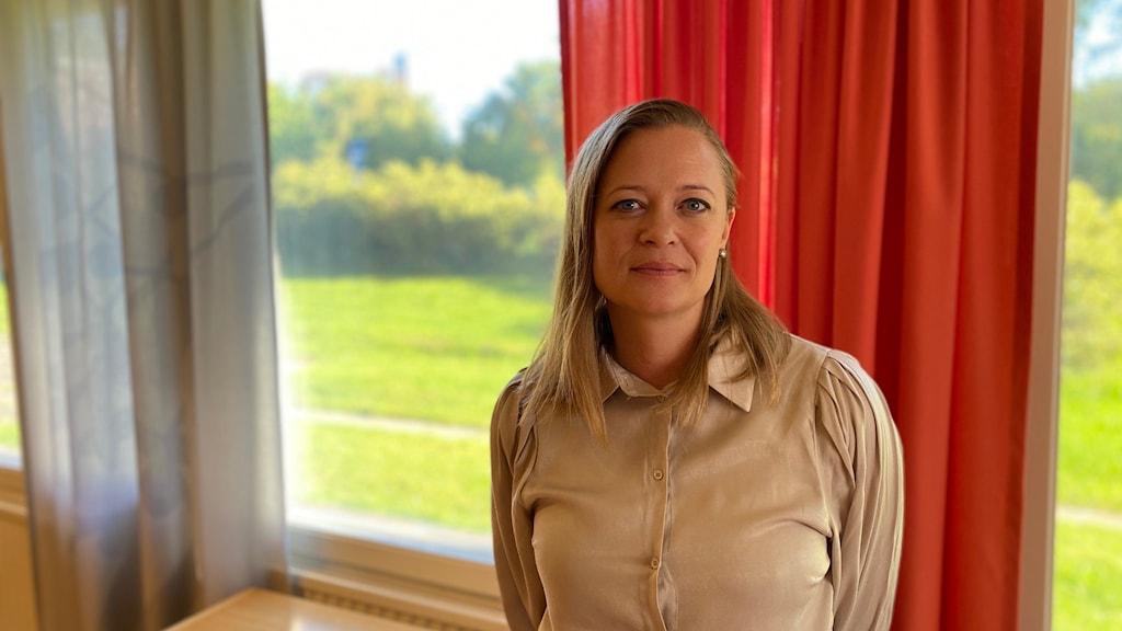 Pernilla Börjesson enhetschef på Länsstyrelsen Västmanland