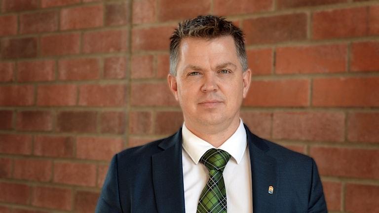 Lars Brånn, försvarsdirektör på Länsstyrelsen Västmanland.