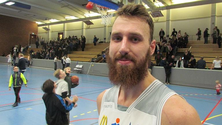 Mitch Petersen Köping Stars