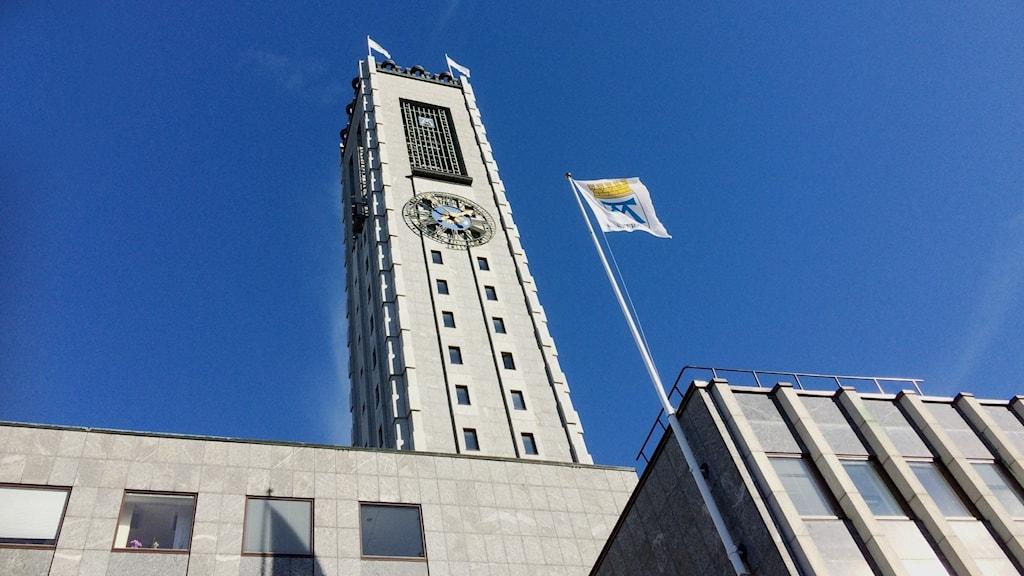 Stadshuset i Västerås.
