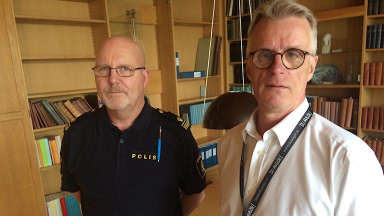 Christer Öhrlund & Per Olof Rask
