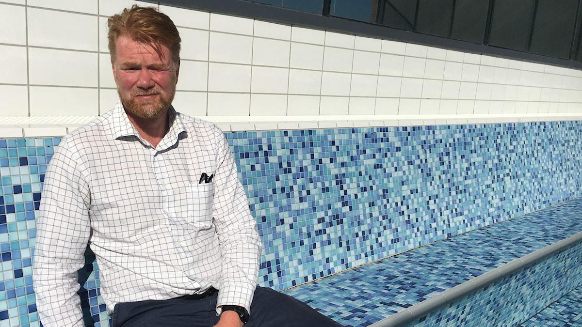 Johan Björkman verksamhetschef Kokpunkten