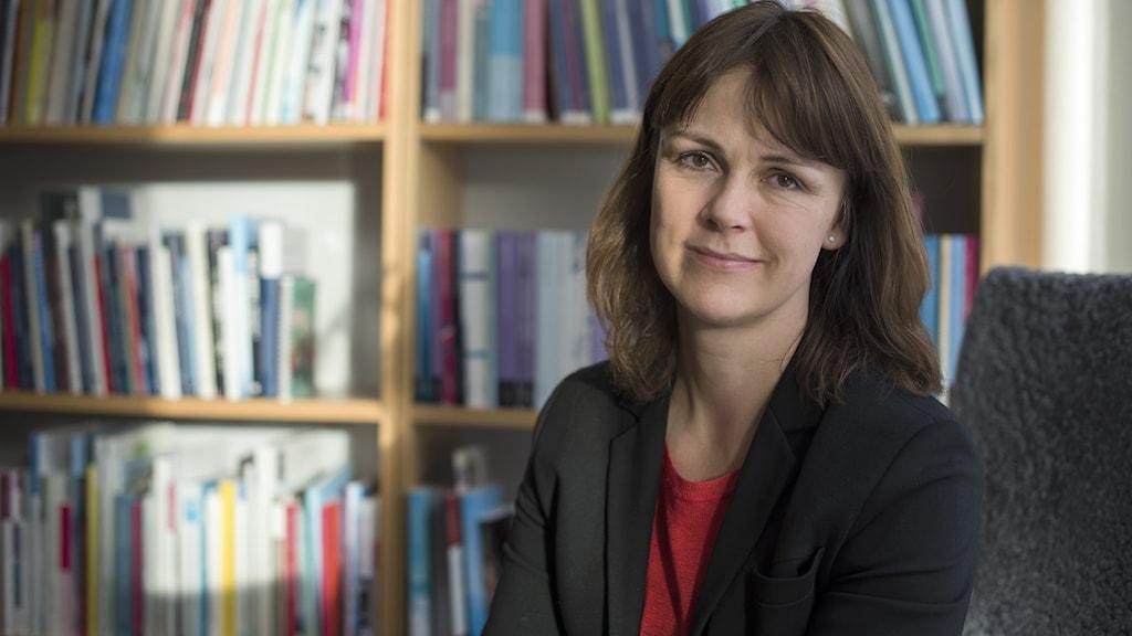 Maria Graner, generalsekreterare på Folkbildningsrådet.