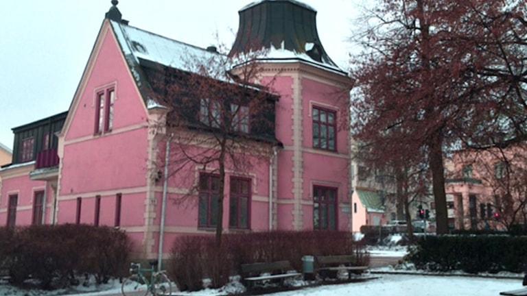 Kvinnohuset i Västerås.