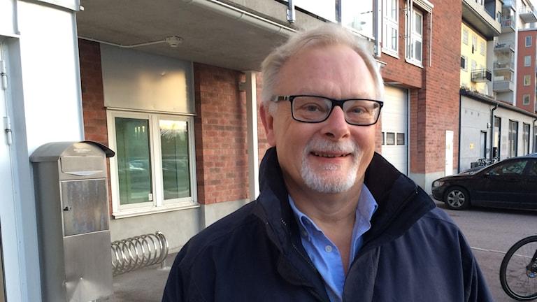 Mikael Söderberg, affärsutvecklingschef på Mimer.