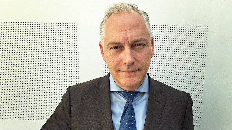 Advokat Johan Eriksson.