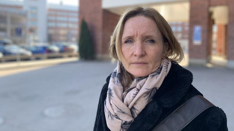 Maria Linder, regional utvecklingsdirektör på Region Västmanland.