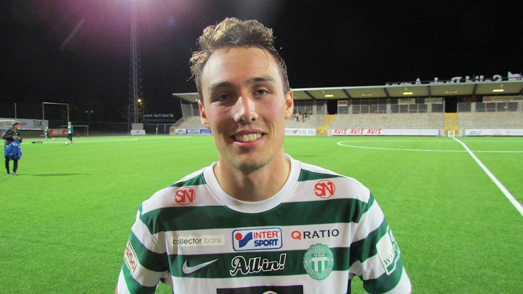 Filip Tronét VSK Fotboll