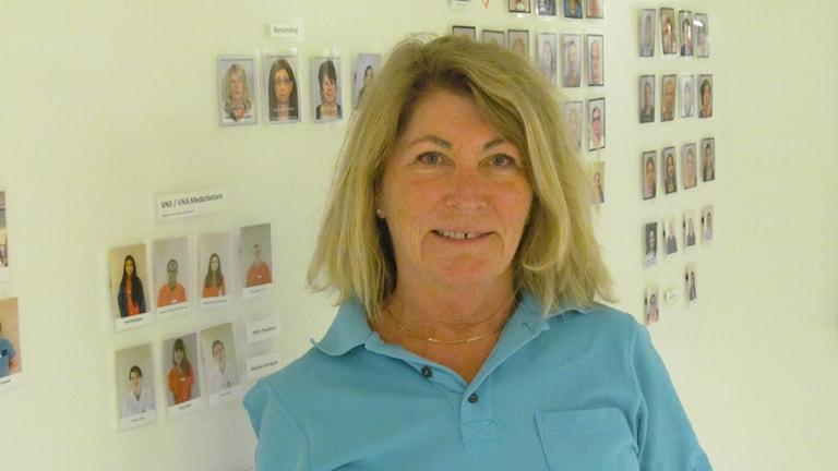 Mari Vallin verksamhetschef Resursenheten