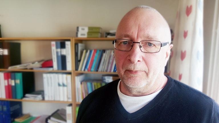 Mikael Karlsson, tf fastighetschef NVK i Fagersta.