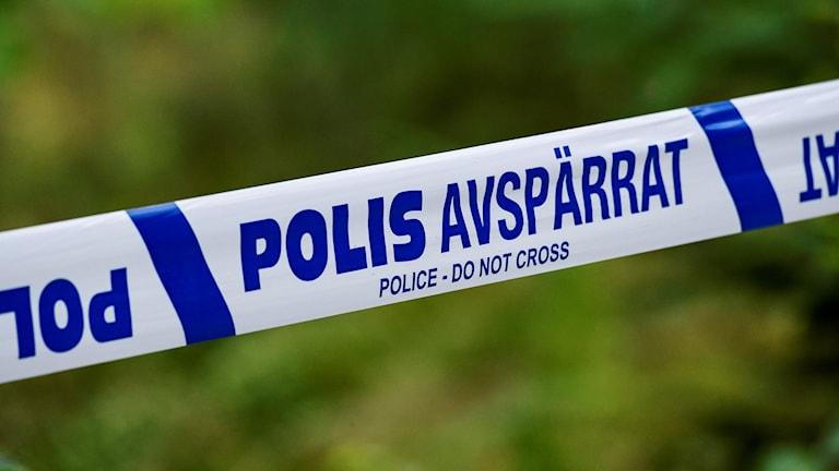 Polisen har två misstänkta för försvinnandet av en 57-årig kvinna i Västerås