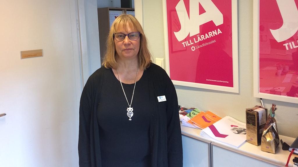 Marita Karlström Andersson, Lärarförbundet