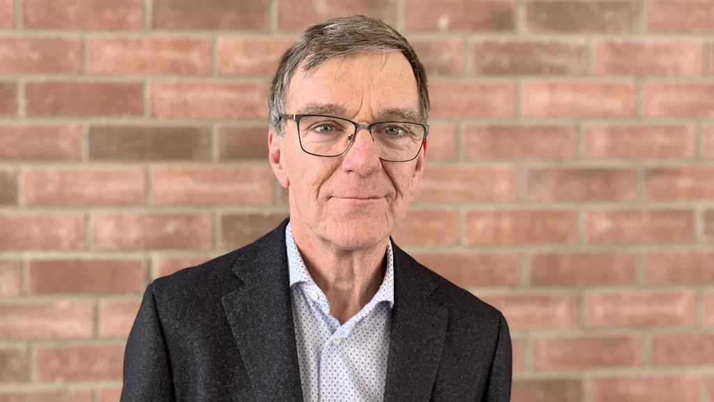 Jan Smedjegård, smittskyddsläkare Region Västmanland