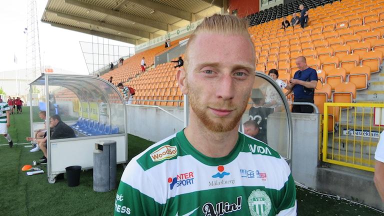 Calle Svensson VSK Fotboll